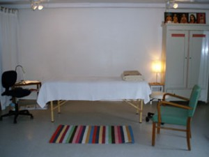 KST behandling i Diernæs ved Faaborg - Rummet